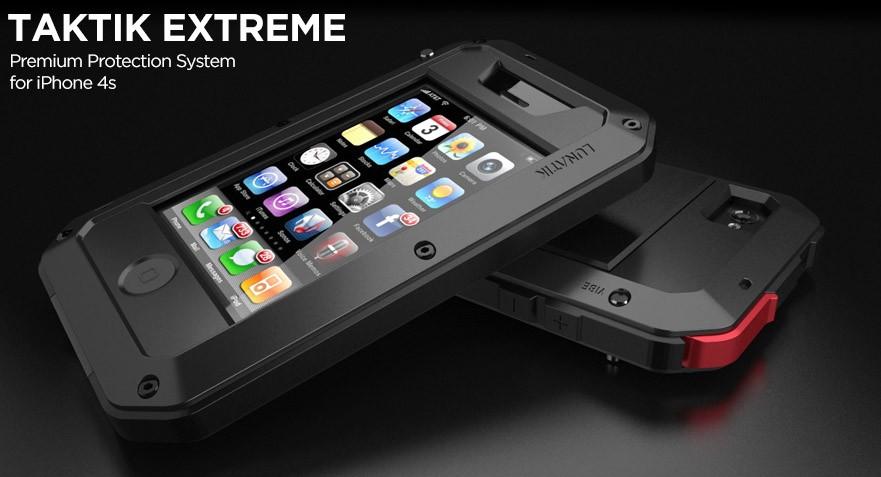 Taktik Lunatik iPhone 4S