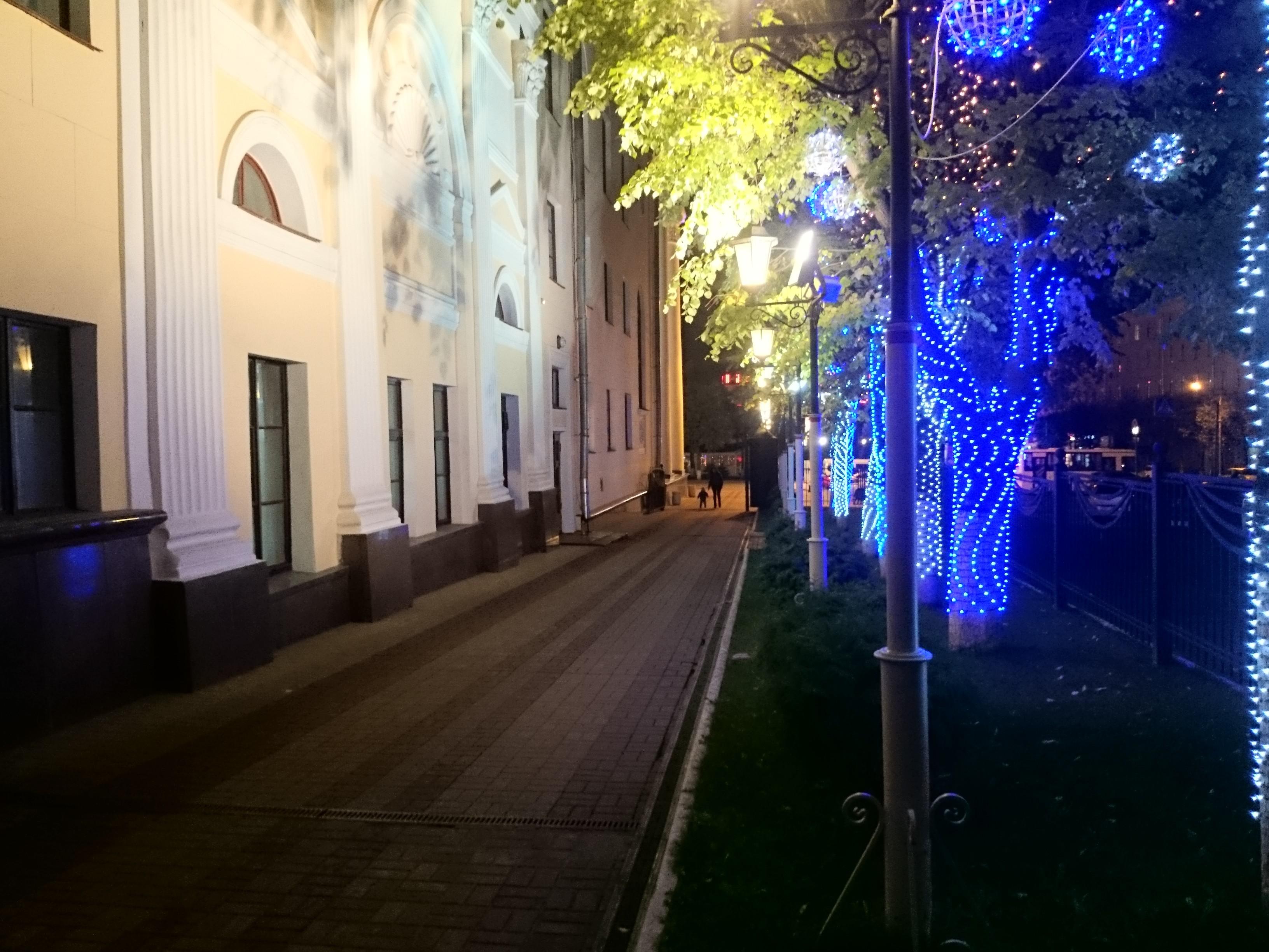 Z2 Ночной город