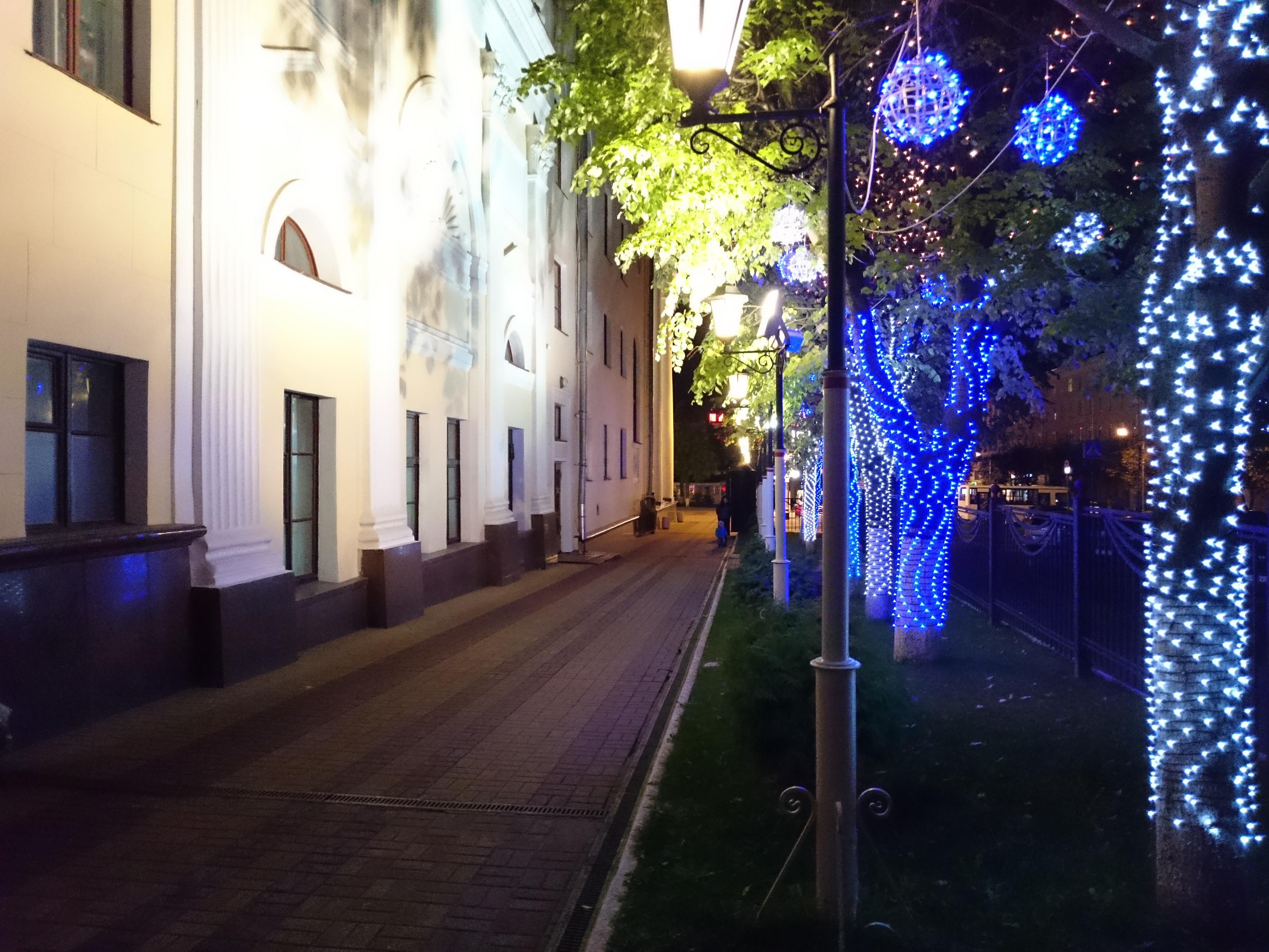 Z3 Ночной город HiRes