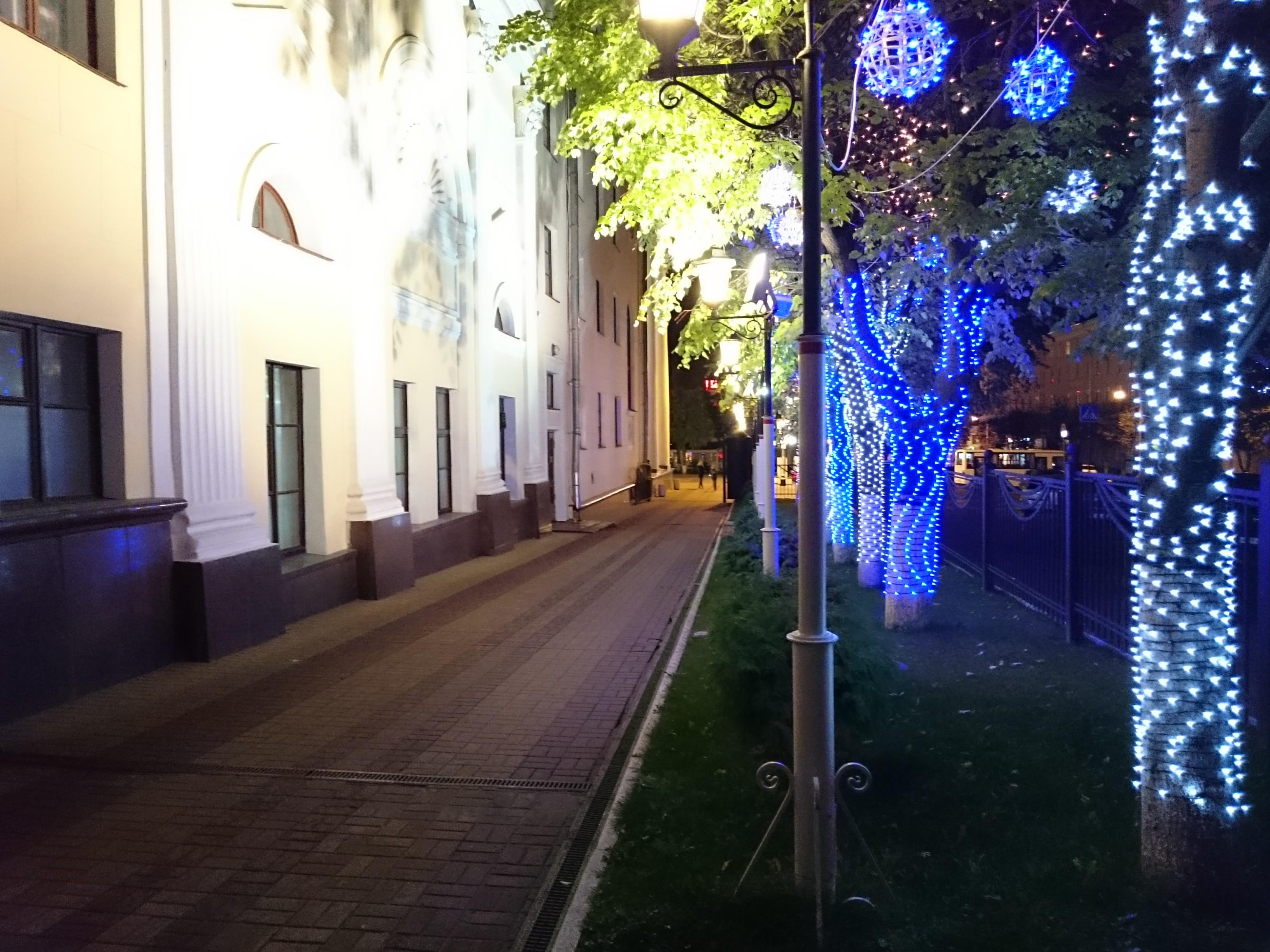 Z3 Ночной город