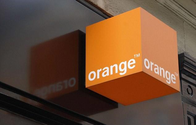 Orange cellular