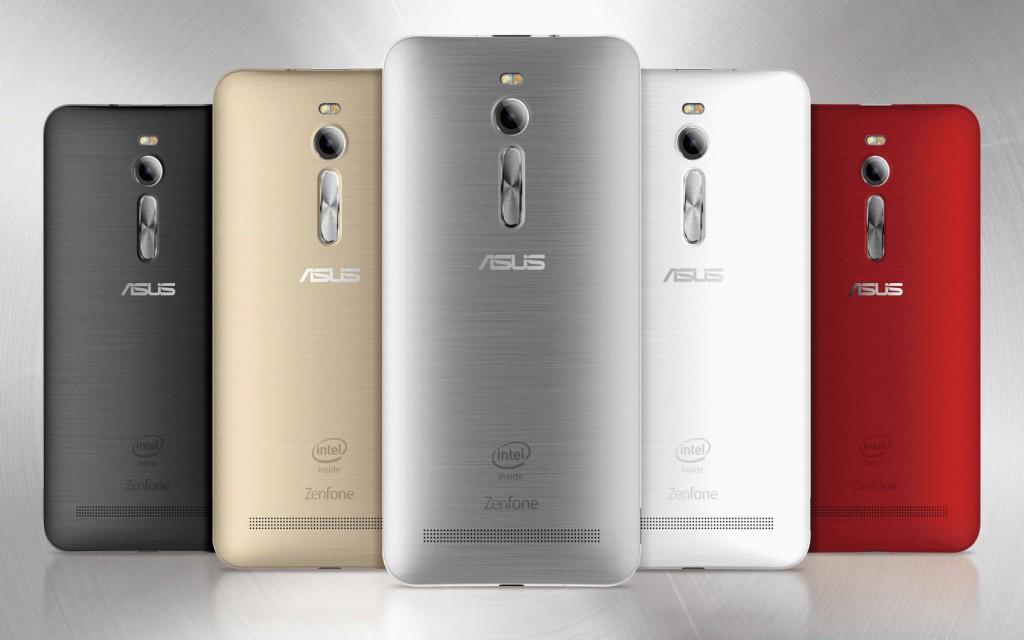 Asus Zenfone 2 характеристики, цена
