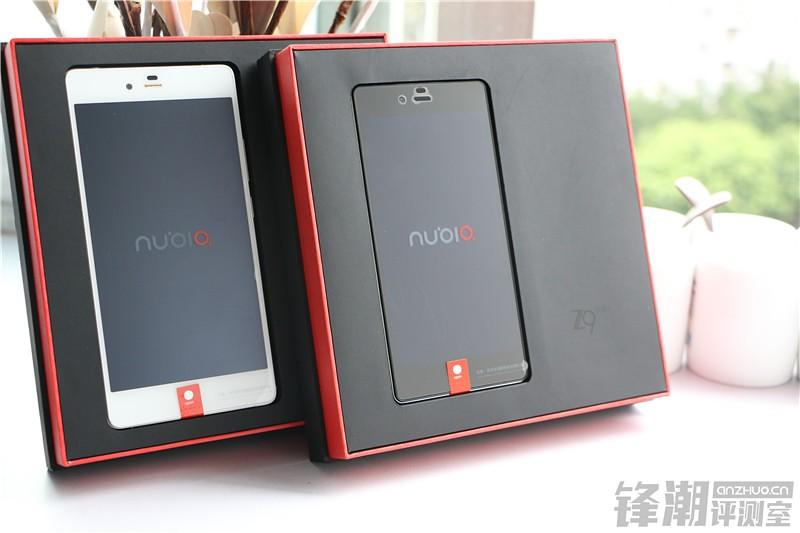 ZTE представили сразу два смартфона: Z9 Nuba Max и Z9 Nubia Mini