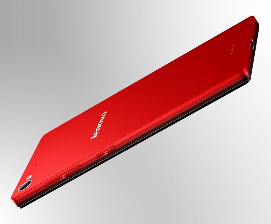 Lenovo Vibe X2 red