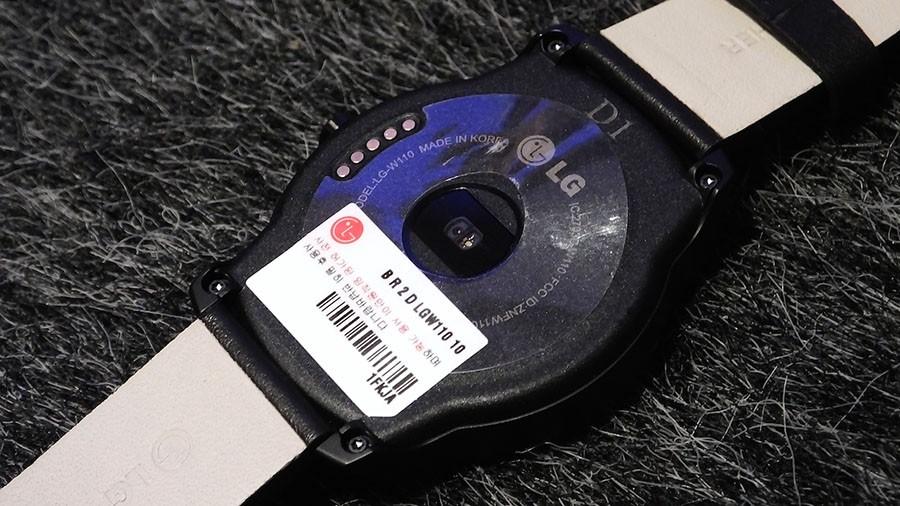 LG G Watch R датчик