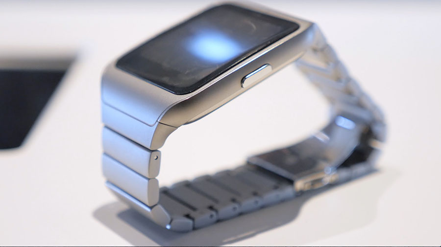 Sony Smart Watch Metal Band review